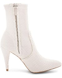 Alice + Olivia - Hedde Pointed-toe Bootie - Lyst