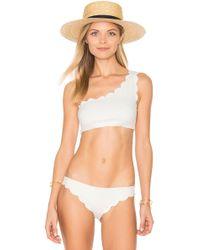 6146965623 Marysia Swim - Santa Barbara Bikini Top - Lyst