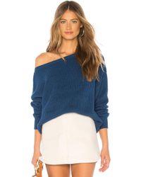 Callahan - Jonna Sweater In Navy - Lyst