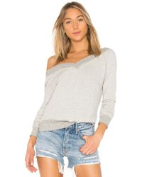 n:PHILANTHROPY - Mayer Sweatshirt In Grey - Lyst