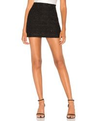 Alice + Olivia - Elana Mini Skirt - Lyst