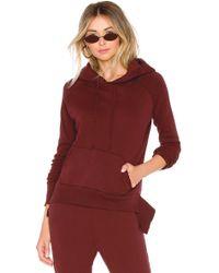 Frank & Eileen - Tee Lab Pullover Hoodie In Purple - Lyst