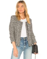 Generation Love - Sheena Boucle Jacket - Lyst