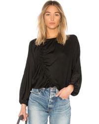 Raquel Allegra - Flight Sweatshirt - Lyst