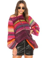 Free People - Castles In The Sky Jumper - Lyst