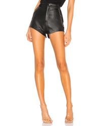 Urban Outfitters - Studded Combo Shorts - Lyst