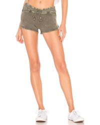 Free People - Movement Go Getter Short In Army - Lyst