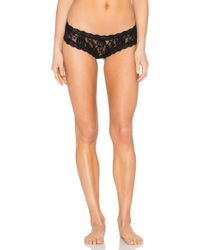Hanky Panky - After Midnight Open Crotch Cheeky Hipster - Lyst