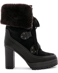 See By Chloé - Verena Boots - Lyst