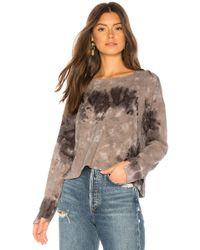 Splendid - Crescent Sweatshirt - Lyst