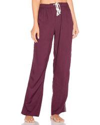 Splendid - Pantalon De Pyjama Long - Lyst