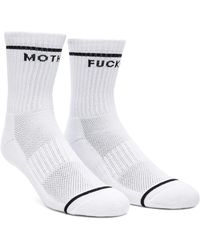 Mother - Bay Steps Tube Socks - Lyst