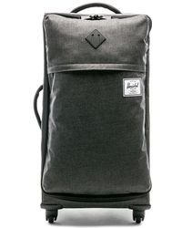Herschel Supply Co. - Highland Medium Suitcase In Black. - Lyst