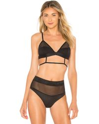 Ow Intimates - Elena Bra In Black - Lyst