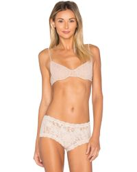 Only Hearts - Stretch Lace Underwire Bra - Lyst