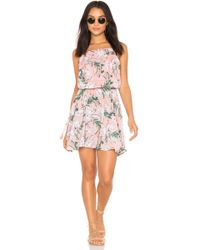 Seafolly - Tropicana Dress In Pink - Lyst