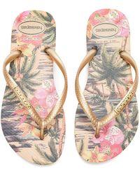 Havaianas - Freedom Slim Maxi Sandal - Lyst