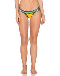 b23e2841433e3 KIINI Yaz One Shoulder Bikini Top - Save 50% - Lyst