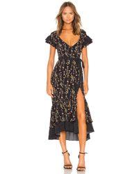 Likely - Melanie Dress In Black - Lyst