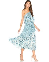 We Are Kindred - Iris Flutter Dress - Lyst