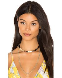 Rebecca Minkoff | Louisa Layered Collar | Lyst