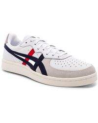 Onitsuka Tiger - Gsm In White - Lyst