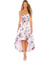 Parker Black - Clemson Dress In Pink - Lyst