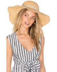 Florabella - Audie Standard Hat - Lyst