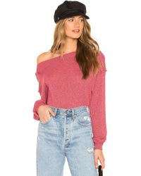 Free People - Stay With Me Hacci Sweater - Lyst