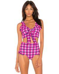 Paper London - Maldives Bikini Top - Lyst