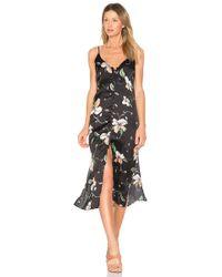 Bardot - Hibiscus Slip Dress - Lyst