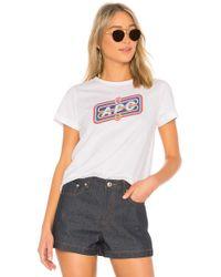 A.P.C. - Charlie T Shirt - Lyst
