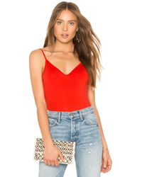 Capulet - Catania Bodysuit In Red - Lyst