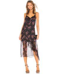 1.STATE - Wildflower Slip Dress - Lyst