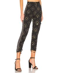 House of Harlow 1960 - X Revolve Indigo Pant In Black - Lyst