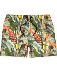 Hype - Tropical Print Swim Shorts - Lyst