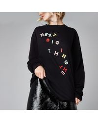 River Island - Black Ashish 'next Big Thing' T-shirt - Lyst