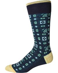 Robert Graham | Cardenas Socks | Lyst
