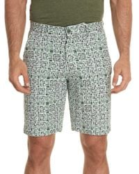 Robert Graham - Cristobal Shorts - Lyst