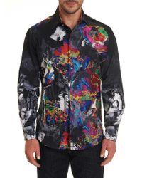 Robert Graham - Limited Edition Tokyo Sonic Sport Shirt - Lyst