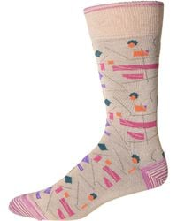 Robert Graham - Ward Socks - Lyst