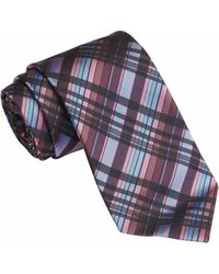 Robert Graham - Samir Stripe Silk Tie - Lyst