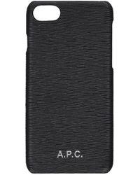 A.P.C. - Coque Iphone7 - Lyst