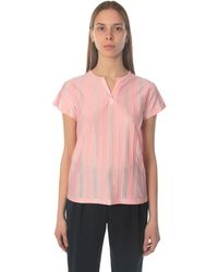 A.P.C. - Paola Top - Lyst