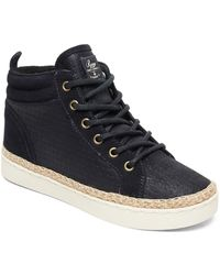 Roxy - High-top Shoes - Lyst