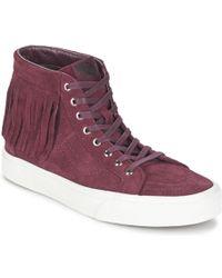 Vans | Sk8-hi Moc Shoes (high-top Trainers) | Lyst