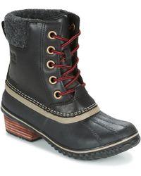 Sorel - Slimpack Ii Lace Snow Boots - Lyst