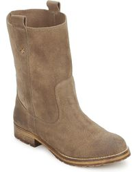 Casual Attitude - Mooko Mid Boots - Lyst
