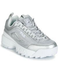 7546514b89a Fila Disruptor S Low Wmn Women s Shoes (trainers) In Beige in ...