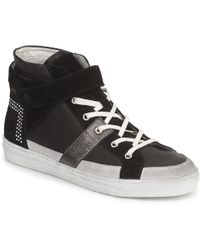 Janet & Janet - Isabel Margette Shoes (high-top Trainers) - Lyst